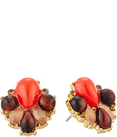 Kate Spade New York - Burst Into Bloom Cluster Studs Earrings