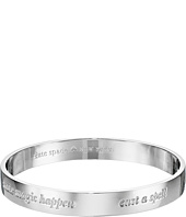 Kate Spade New York - Idiom Bangles Engraved Bangle - Magic