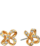 Kate Spade New York - It's A Tie Bow Studs Earrings