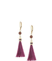 Kate Spade New York - Swing Time Small Tassel Earrings