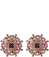 Kate Spade New York - Trellis Blooms Statement Studs Earrings