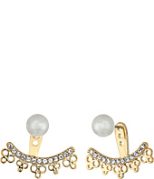 Kate Spade New York - Chantilly Charm Ear Jackets Earrings