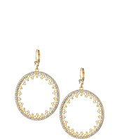 Kate Spade New York - Chantilly Charm Drop Earrings