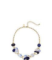 Kate Spade New York - Symphony Sparkle Stone Cluster Necklace