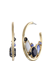 Kate Spade New York - Symphony Sparkle Hoops Earrings