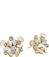 Kate Spade New York - Disco Pansy Cluster Studs Earrings