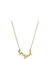 Kate Spade New York - Say Yes At Last Pendant Necklace