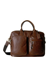Fossil - Defender Double Zip Workbag