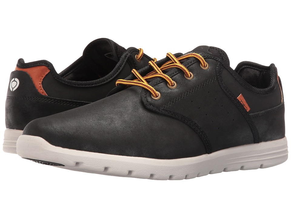 Circa Atlas (Black/Light Gray) Men