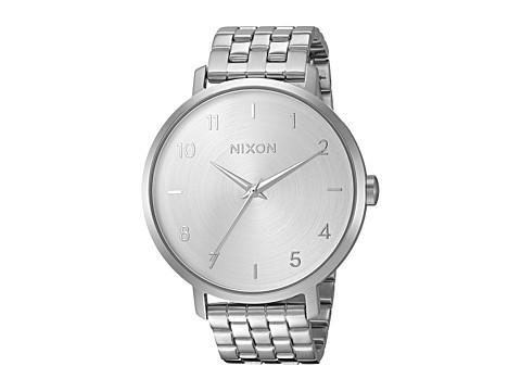 Nixon Arrow - All Silver