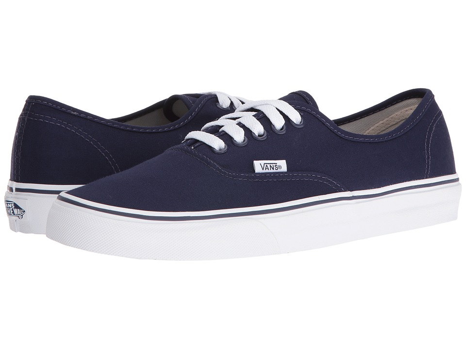 Vans Authentic (Eclipse/True White) Skate Shoes