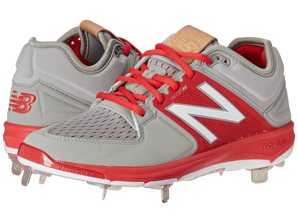 New Balance L3000v3 (Grey/Red) Men