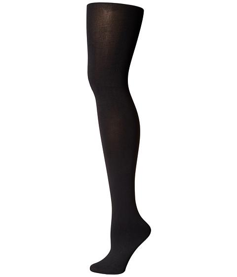 LAUREN Ralph Lauren Solid Opaque Tights - Black