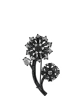 Kate Spade New York - Trellis Blooms Small Flower Brooch