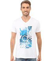 Calvin Klein - Short Sleeve CK Splatter Paint Tee