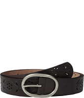 Fossil - Floral Perf Belt