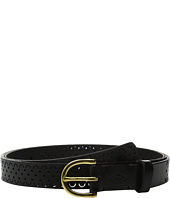 Fossil - Scallop Perf Belt