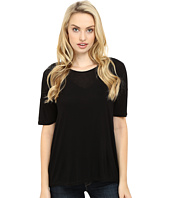 kensie - Sheer Viscose Tee Top KS2K3401