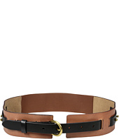 Fossil - Waist Color Block Belt
