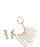 Vince Camuto - Asymmetric Earrings and Ear Jacket