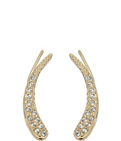 Vince Camuto - Pave Curve Appeal Climbers Earrings