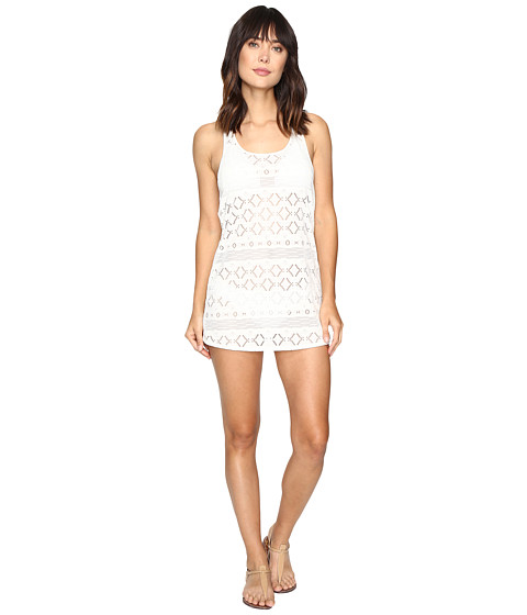 Roxy Crochet Sporty Cover-Up
