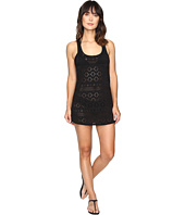 Roxy - Crochet Sporty Cover-Up