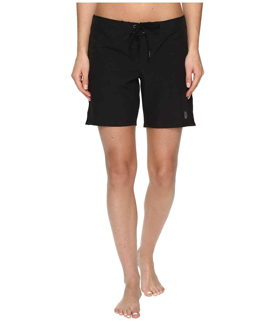 Roxy To Dye 7 Boardshort (True Black)