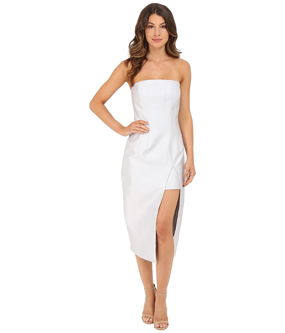 KEEPSAKE THE LABEL High Rise Dress Pale Grey Womens Dress