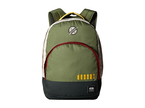 Nixon The Grandview Backpack - The Star Wars Collection - Boba Fett Green