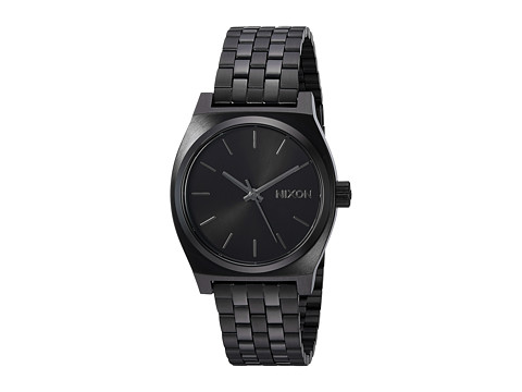 Nixon Medium Time Teller - All Black