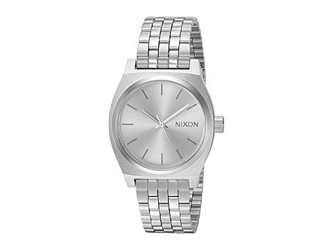 Nixon Medium Time Teller - All Silver