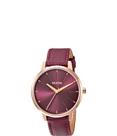 Nixon - Kensington Leather X Lux Life Collection