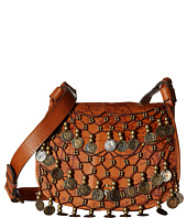 Patricia Nash - Bertino Small Round Flap Saddle Bag