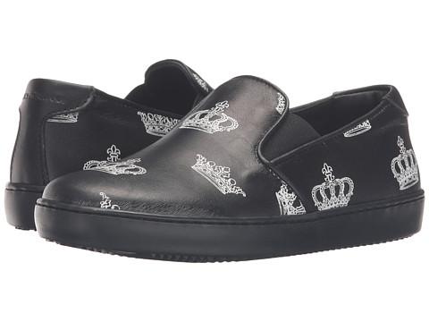 Dolce & Gabbana Kids City Crown Slip-On Sneaker (Little Kid/Big Kid)