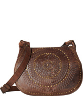 Patricia Nash - Luciana Round Saddle Bag