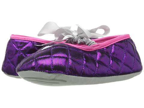 Stride Rite Heart Ballet Slipper (Toddler/Little Kid) - Purple