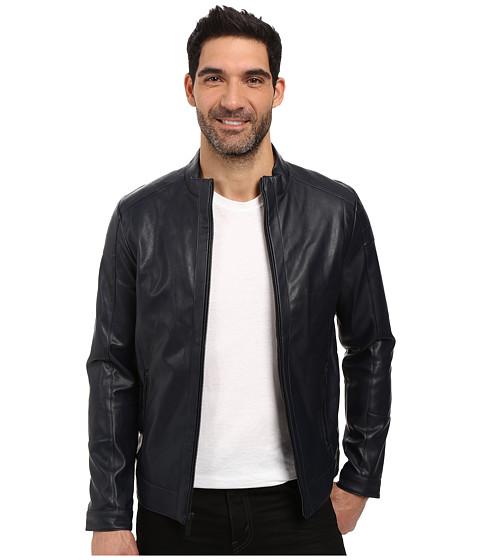 Calvin Klein Faux Leather Jacket