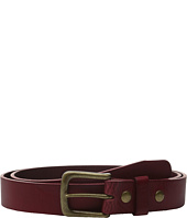 Will Leather Goods - 34mm Luxe Belt w/ Snap Closure