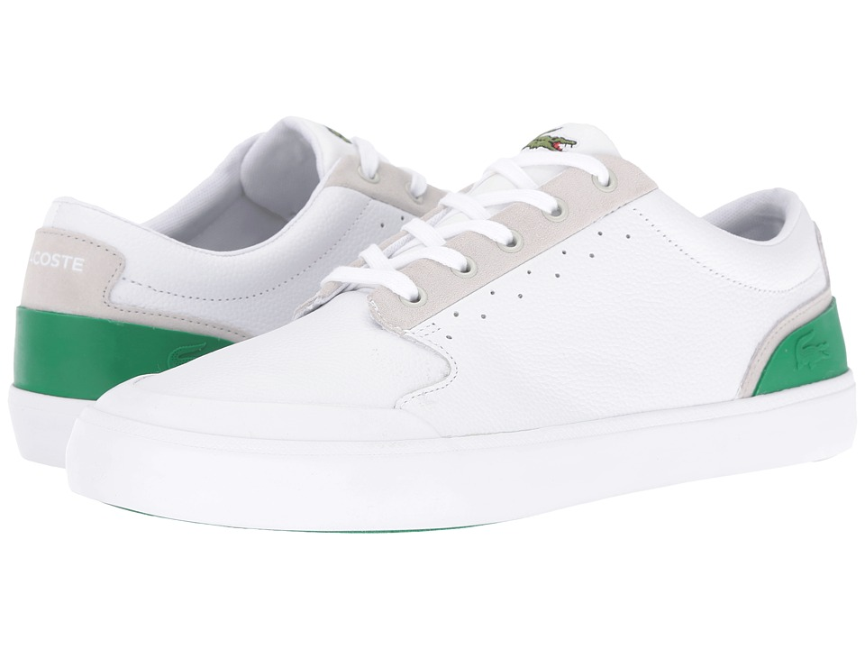 Lacoste 4HND.15 316 2 (White/Grey) Men