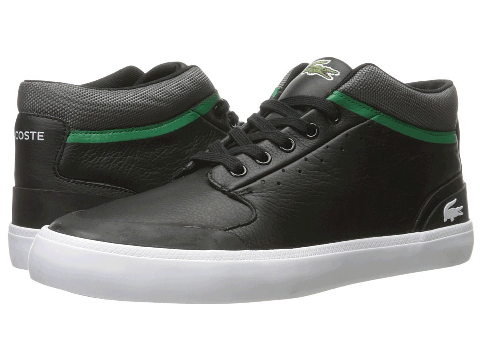 Lacoste 4HND.30 316 1 (Black/Dark Grey) Men
