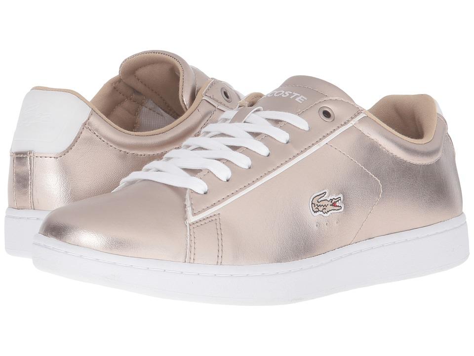 Lacoste Carnaby EVO 316 2 (Grey) Women