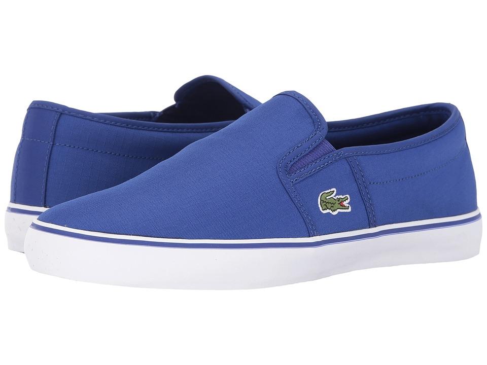 Lacoste Gazon 316 2 (Blue) Women