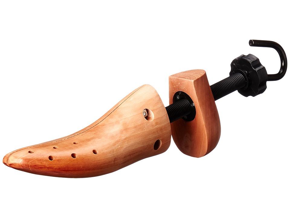 Woodlore Shoe Stretcher (Light Brown Hardwood) Shoetrees ...