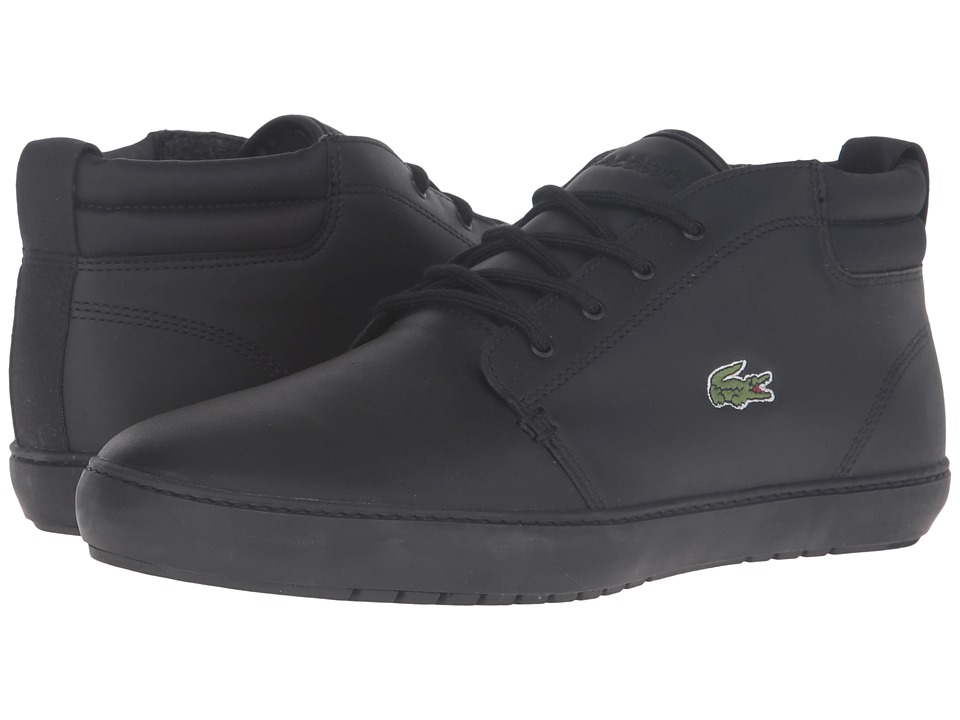 Lacoste - Ampthill Terra 316 1 (Black) Men