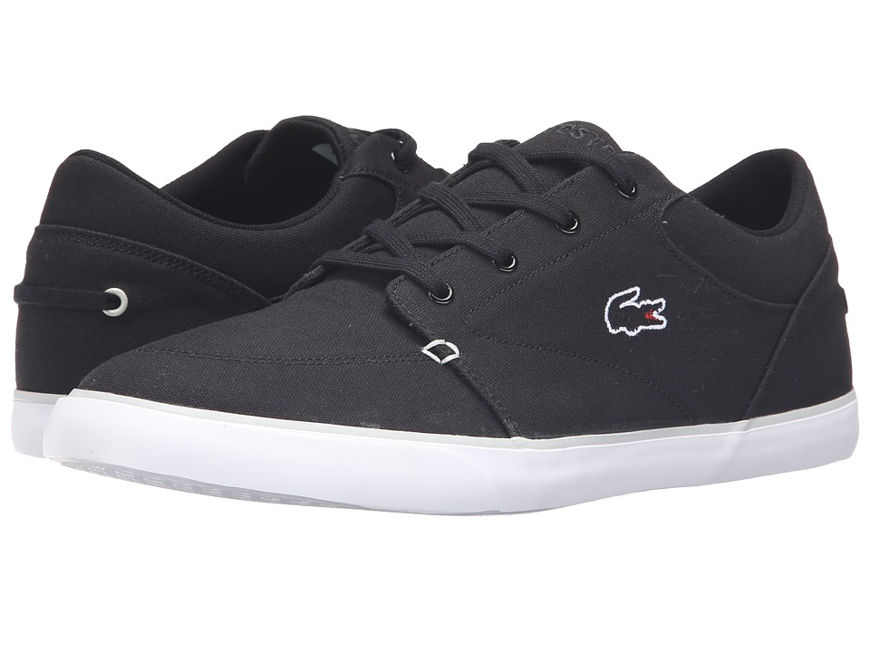 Lacoste - Bayliss 316 3 (Black/Grey) Men