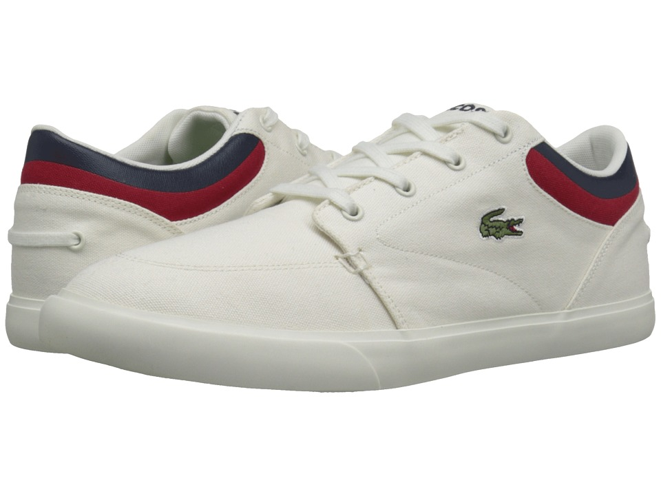 Lacoste - Bayliss 316 4 (Off-White/Off-White) Men