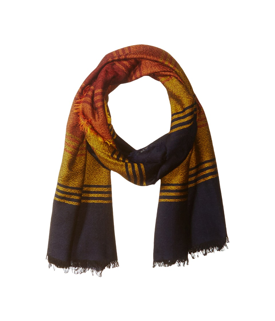 Pendleton Stripe Featherweight Wool Scarf Grand Canyon Stripe Scarves