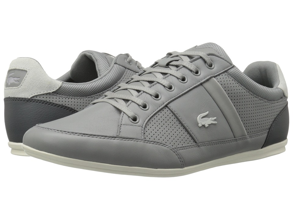 Lacoste Chaymon 316 1 (Grey/Dark Grey) Men