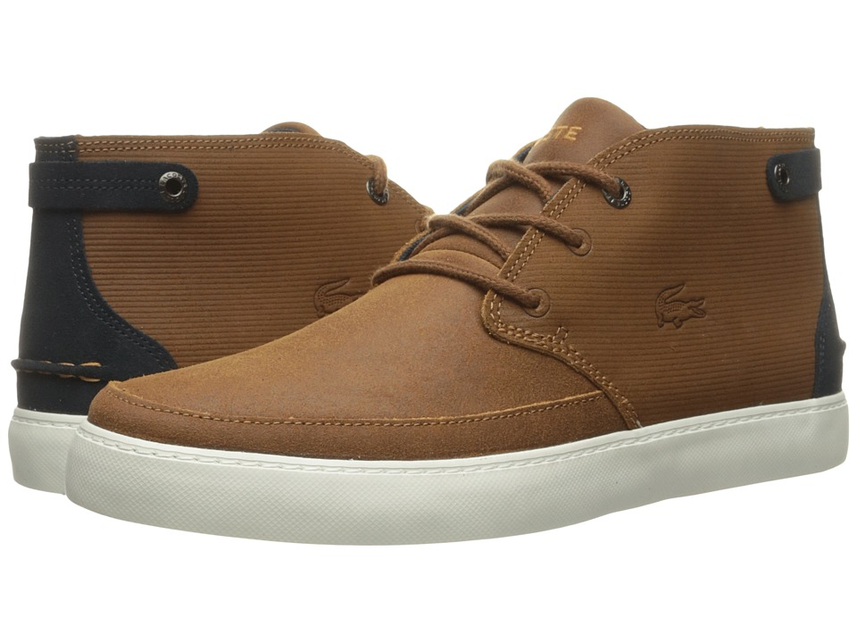 Lacoste - Clavel M 316 1 (Tan) Men